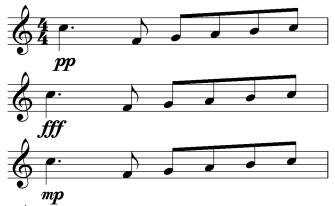 Dynamics Practice